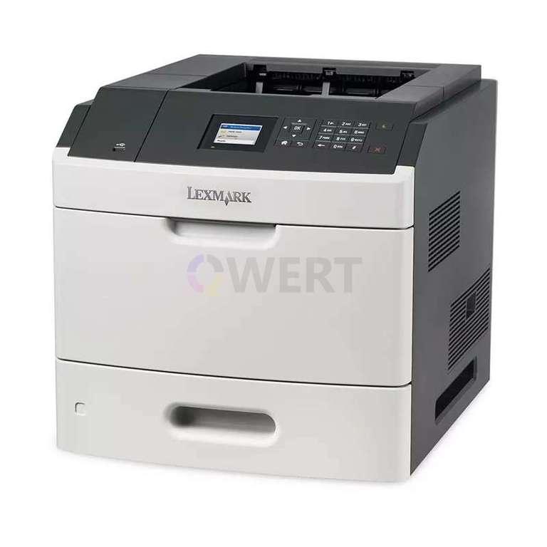 Ремонт принтера Lexmark MS810n