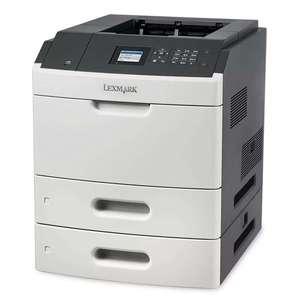 Ремонт принтера Lexmark MS812dtn