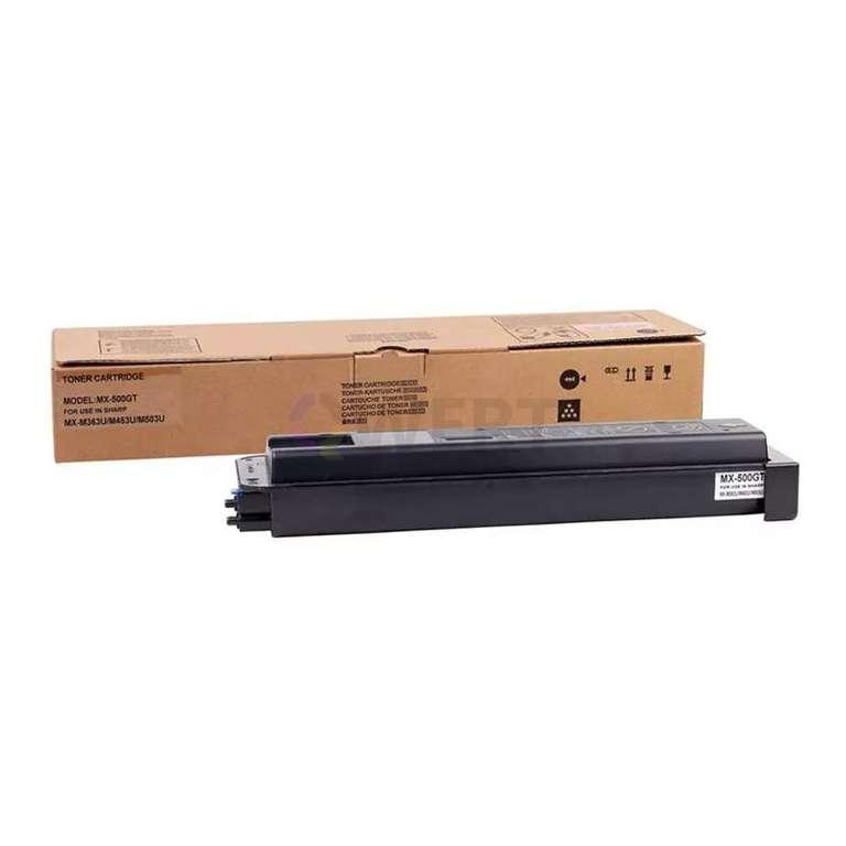 Заправка картриджа Sharp MX-500GT
