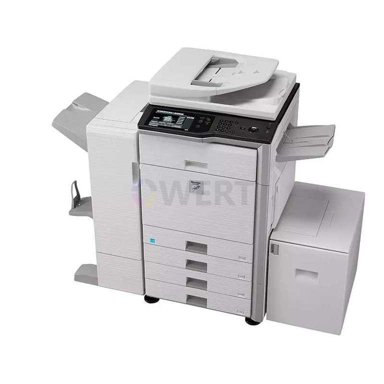 Ремонт принтера Sharp MX-M282
