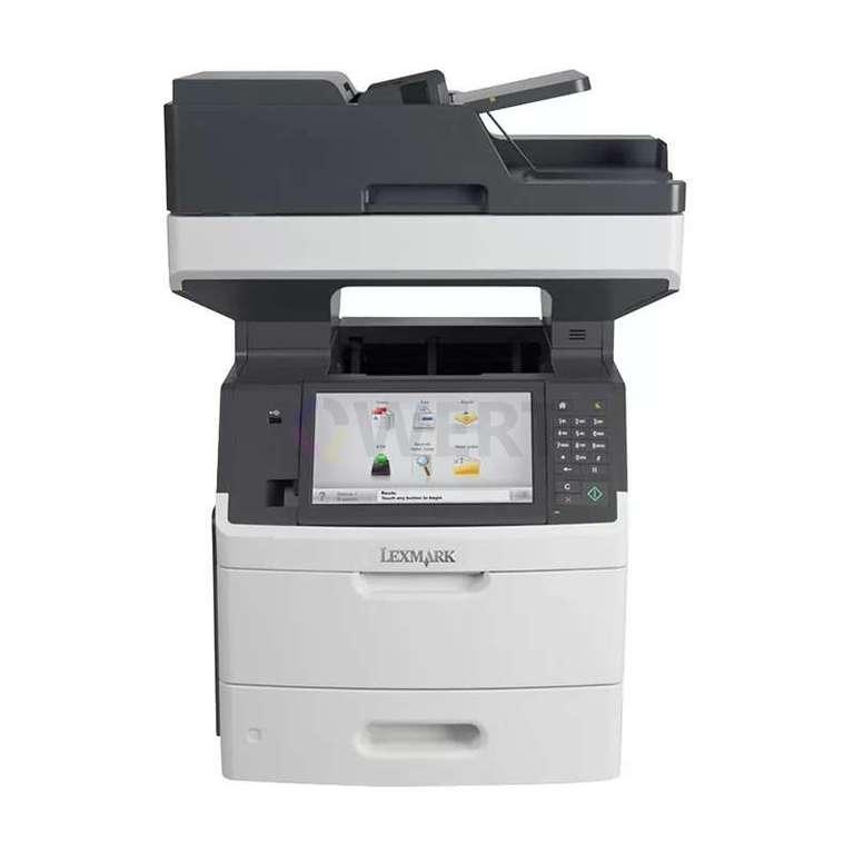 Ремонт принтера Lexmark MX711dhe