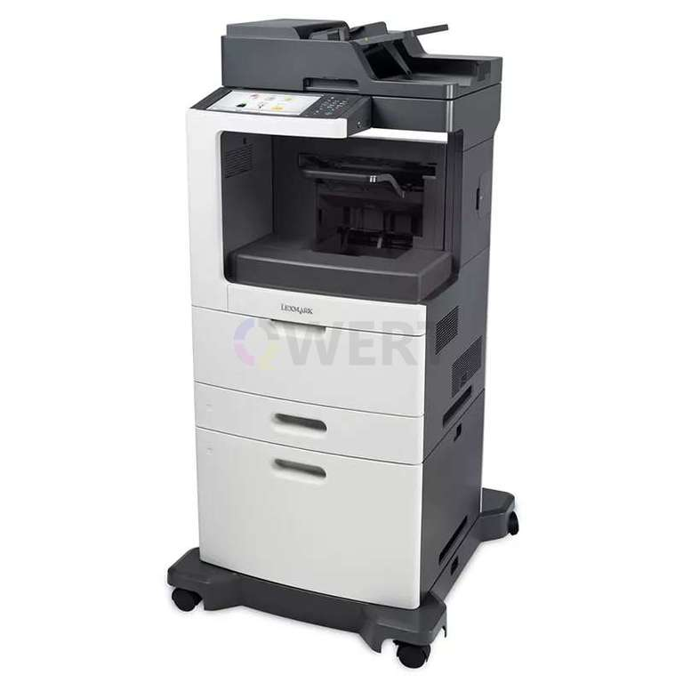 Ремонт принтера Lexmark MX811dxme