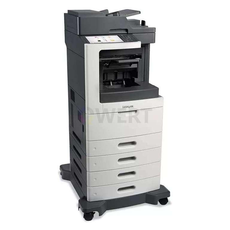 Ремонт принтера Lexmark MX812dxfe