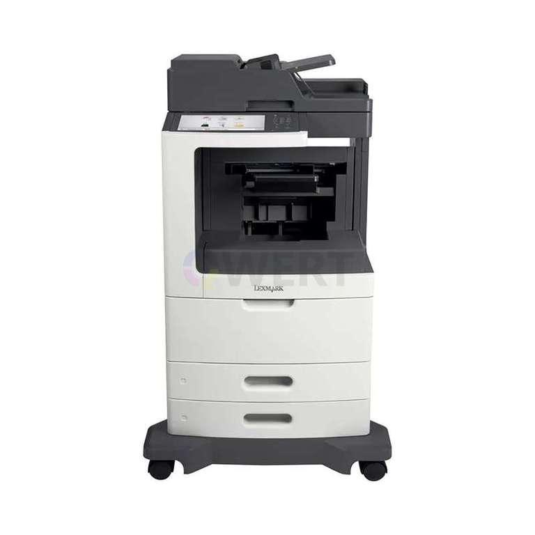 Ремонт принтера Lexmark MX812dxme