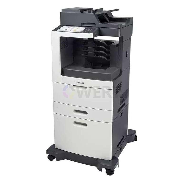 Ремонт принтера Lexmark MX812dxpe