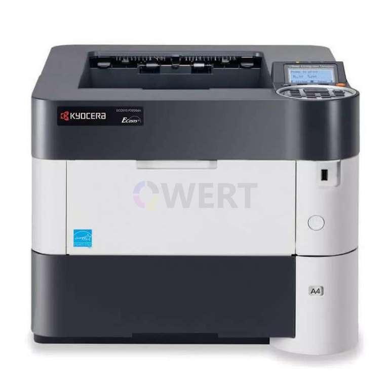 Ремонт принтера Kyocera Ecosys P3050dn