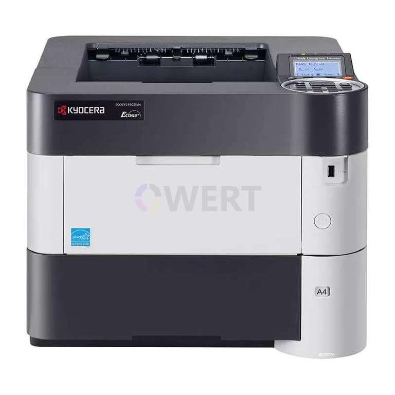 Ремонт принтера Kyocera Ecosys P3055dn
