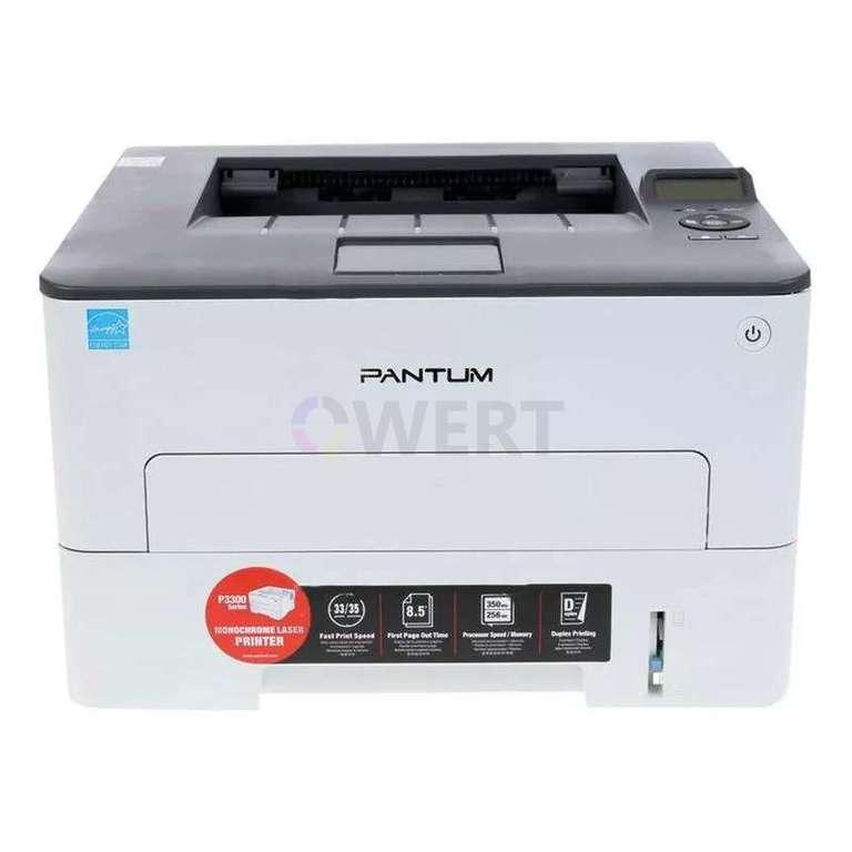 Ремонт принтера Pantum P3300DN