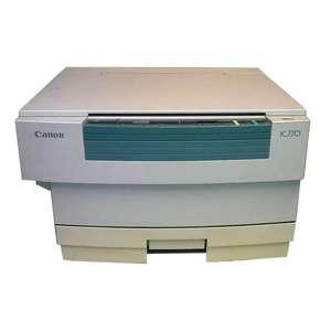 Ремонт принтера Canon PC-770