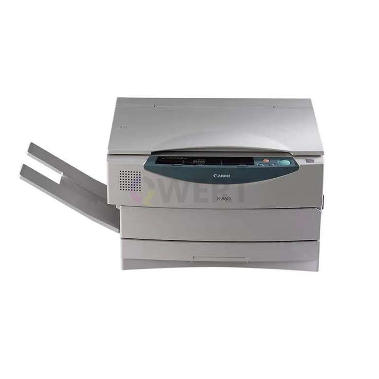 Ремонт принтера Canon PC-860
