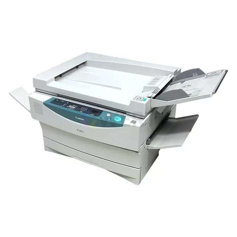 Ремонт принтера Canon PC-890