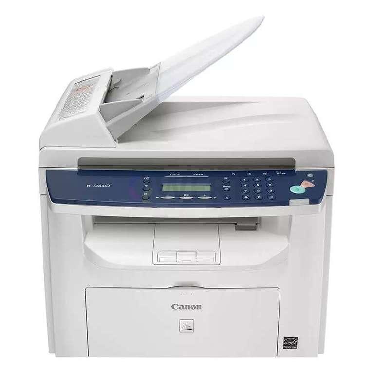 Ремонт принтера Canon PC-D440