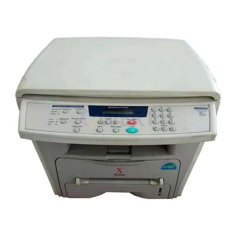 Ремонт принтера Xerox WorkCentre PE16e