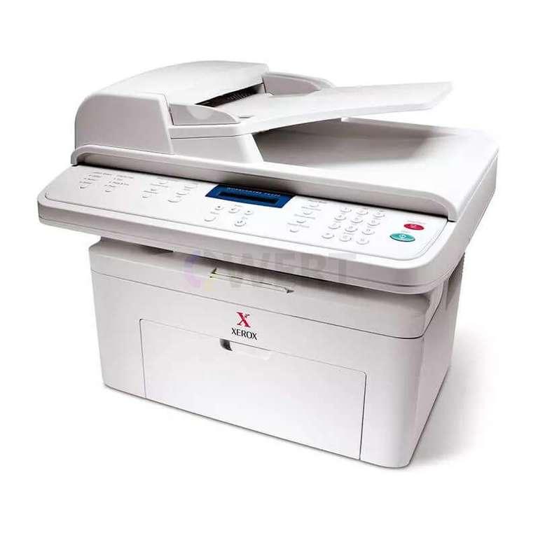 Ремонт принтера Xerox WorkCentre PE220