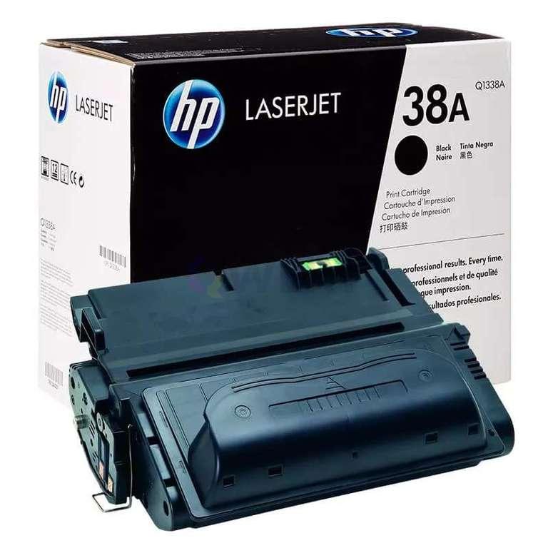 Заправка картриджа HP Q1338A (38A)