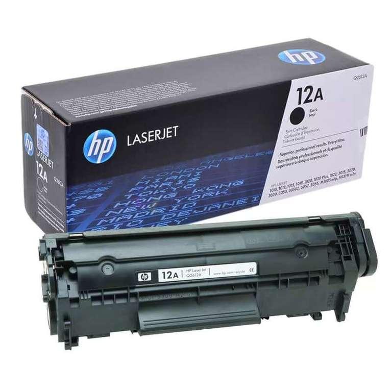 Совместимый картридж HP Q2612AF