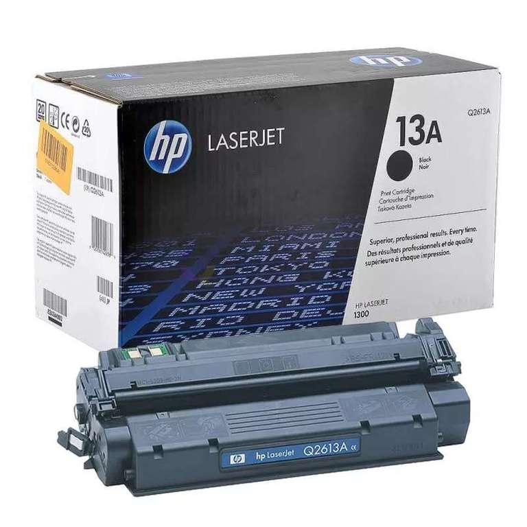 Заправка картриджа HP Q2613A (13A)