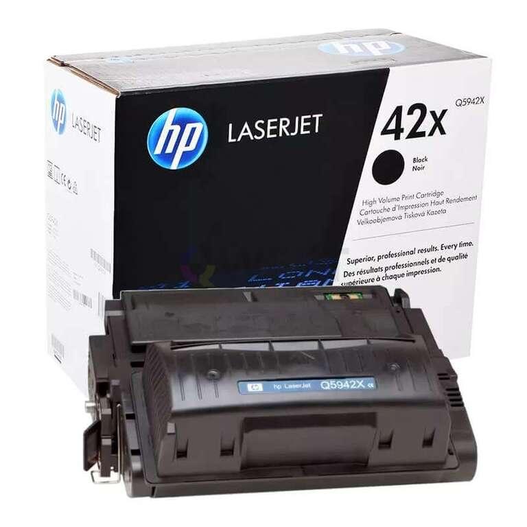 Совместимый картридж HP Q5942X (42X)