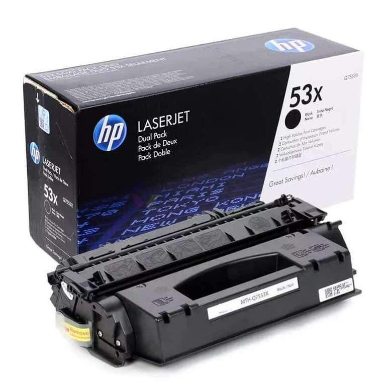 Совместимый картридж HP Q7553XD