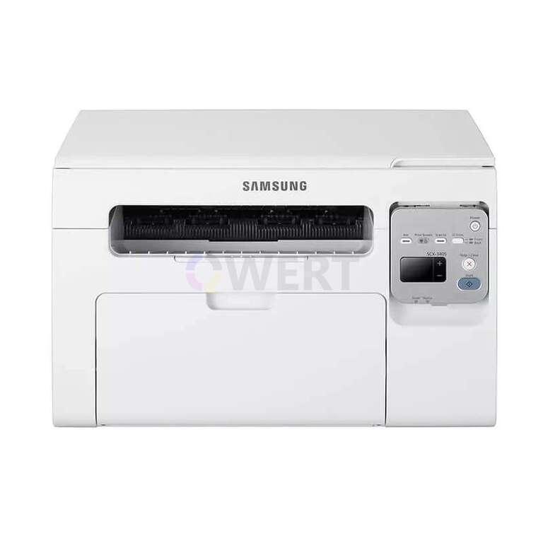 Ремонт принтера Samsung SCX-3405