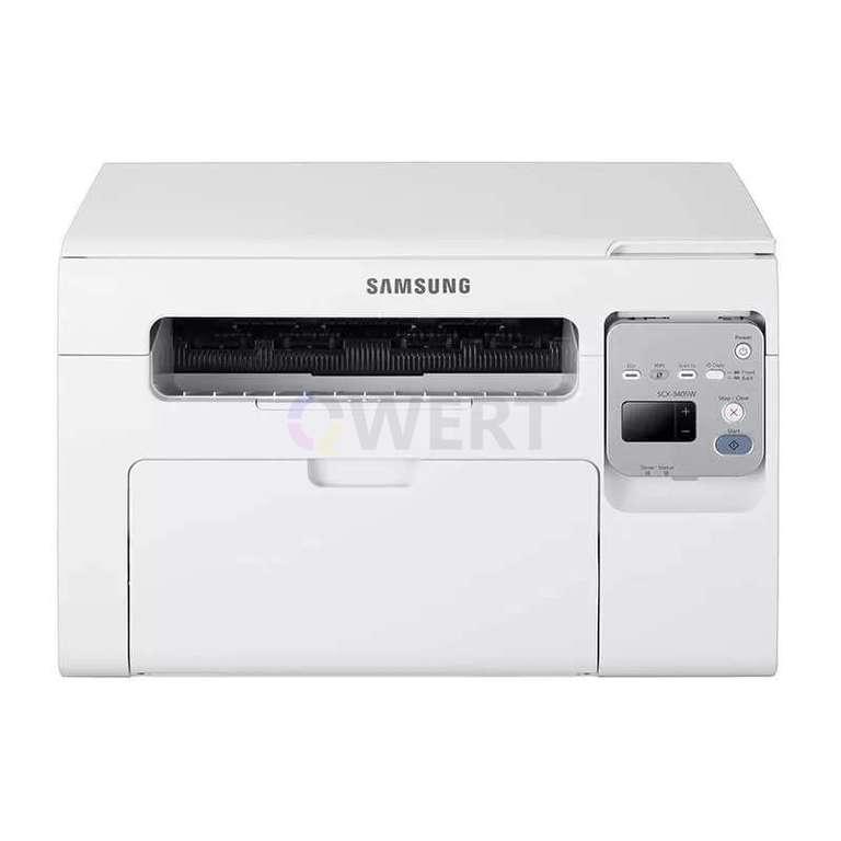 Ремонт принтера Samsung SCX-3405W