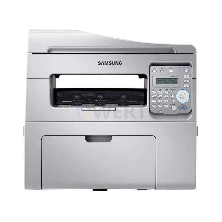 Ремонт принтера Samsung SCX-4650F