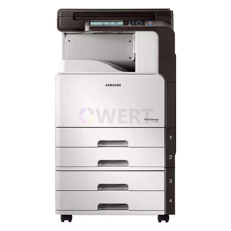 Ремонт принтера Samsung MultiXpress SCX-8123