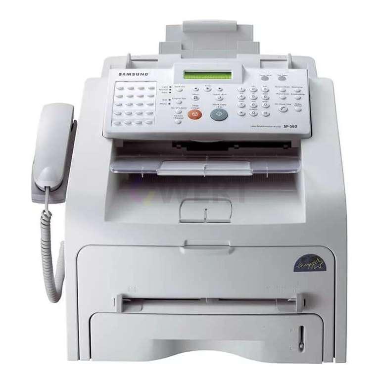 Ремонт принтера Samsung SF-560