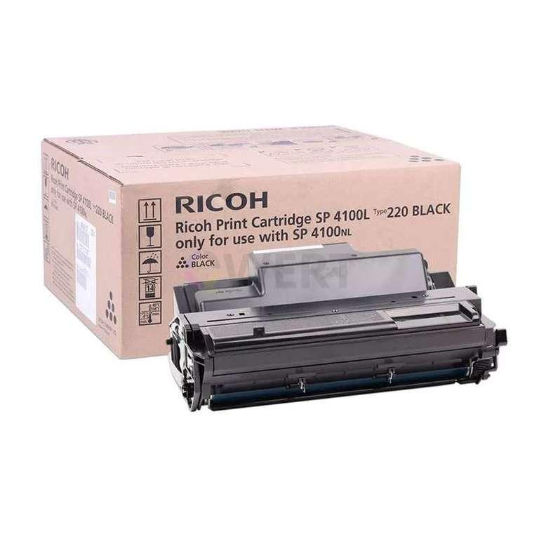 Заправка картриджа Ricoh SP 4100L