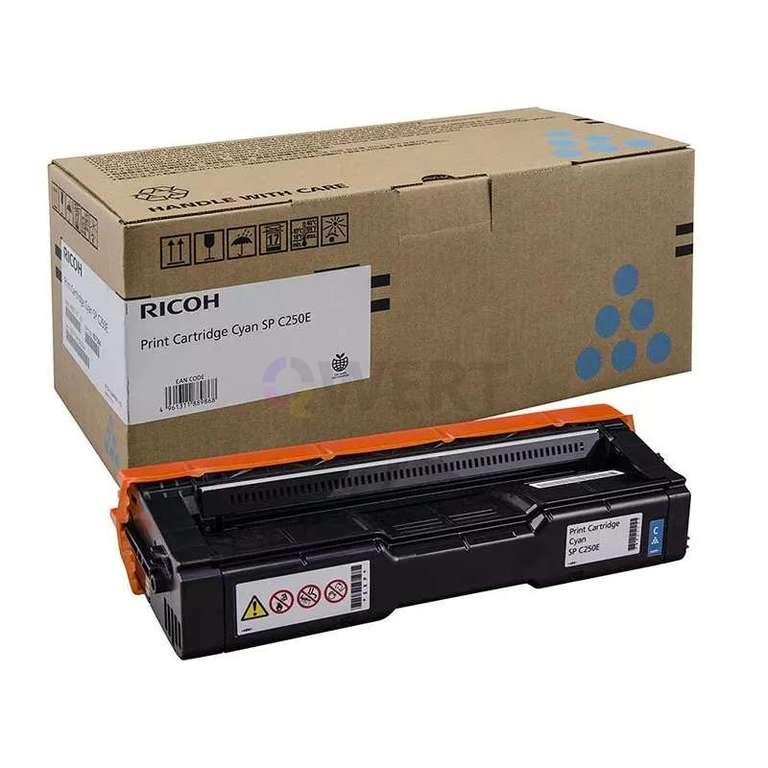 Заправка картриджа Ricoh SP C250E (407544)