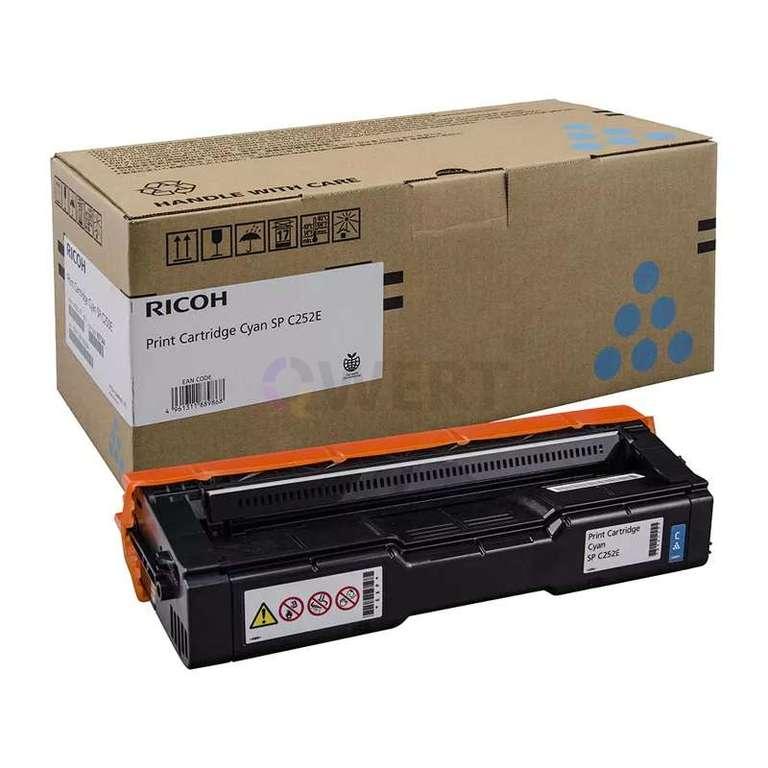 Заправка картриджа Ricoh SP C252HE (407717)