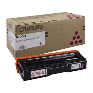 Заправка картриджа Ricoh SP C252HE (407718)
