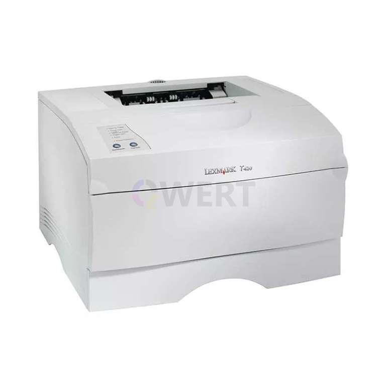 Ремонт принтера Lexmark T420