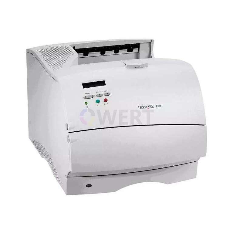 Ремонт принтера Lexmark T520