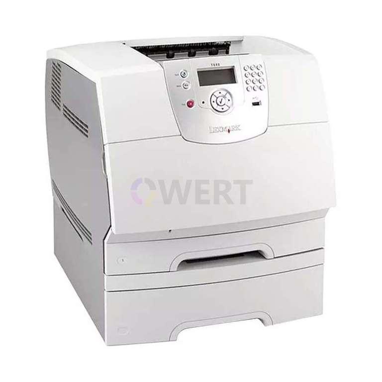 Ремонт принтера Lexmark T642