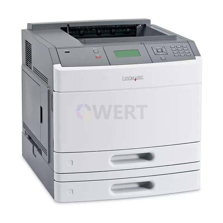 Ремонт принтера Lexmark T650dtn
