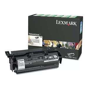 Заправка картриджа Lexmark T654X04E