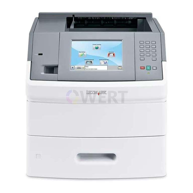 Ремонт принтера Lexmark T656dne