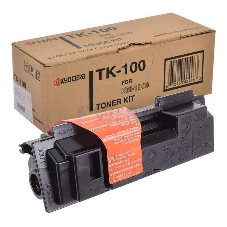 Совместимый картридж Kyocera TK-100