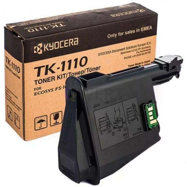 Совместимый картридж Kyocera TK-1110