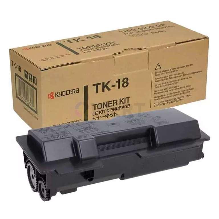 Совместимый картридж Kyocera TK-18