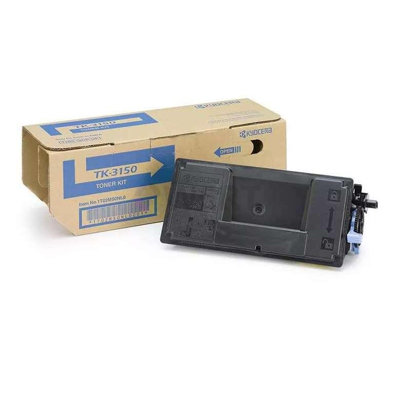 Заправка картриджа Kyocera TK-3150