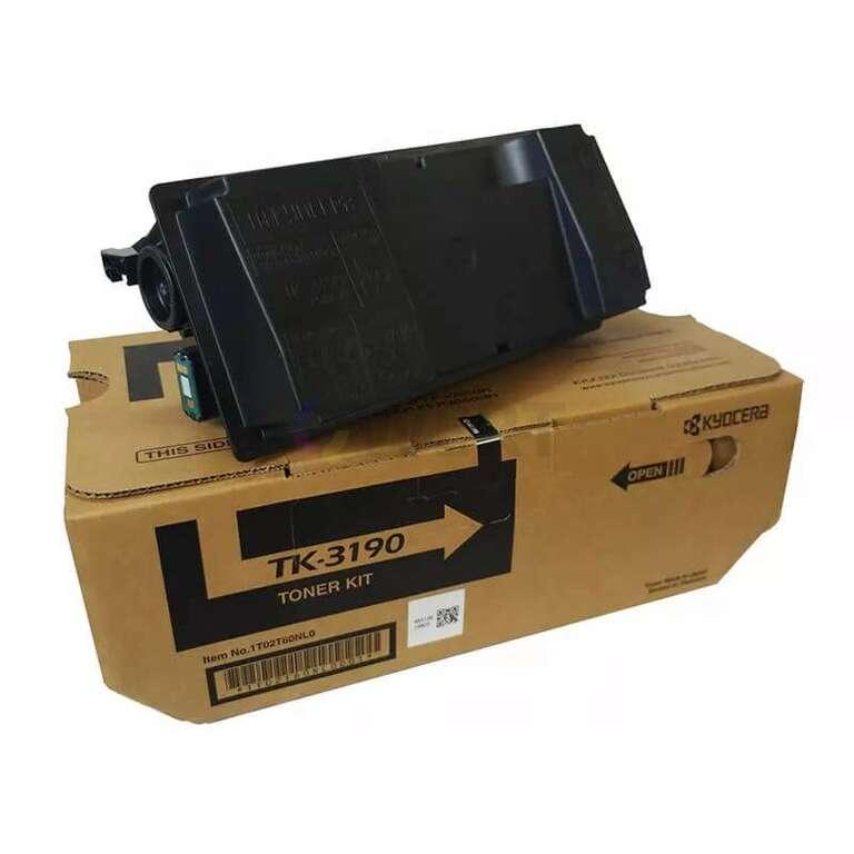 Заправка картриджа Kyocera TK-3190 (без чипа)