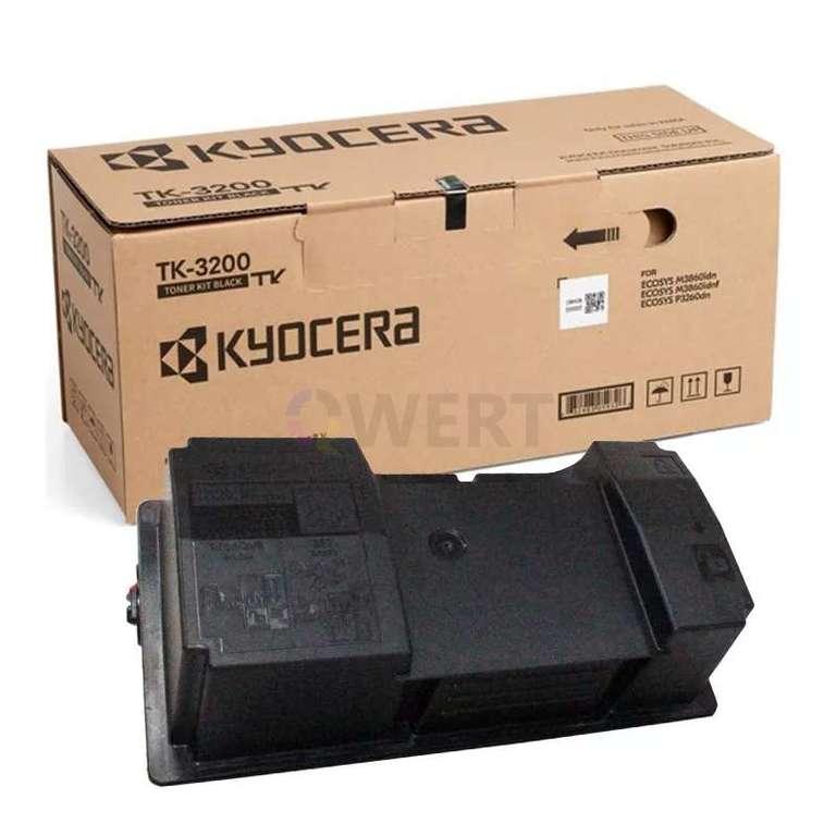 Заправка картриджа Kyocera TK-3200