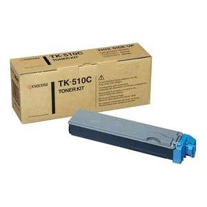 Заправка картриджа Kyocera TK-510C