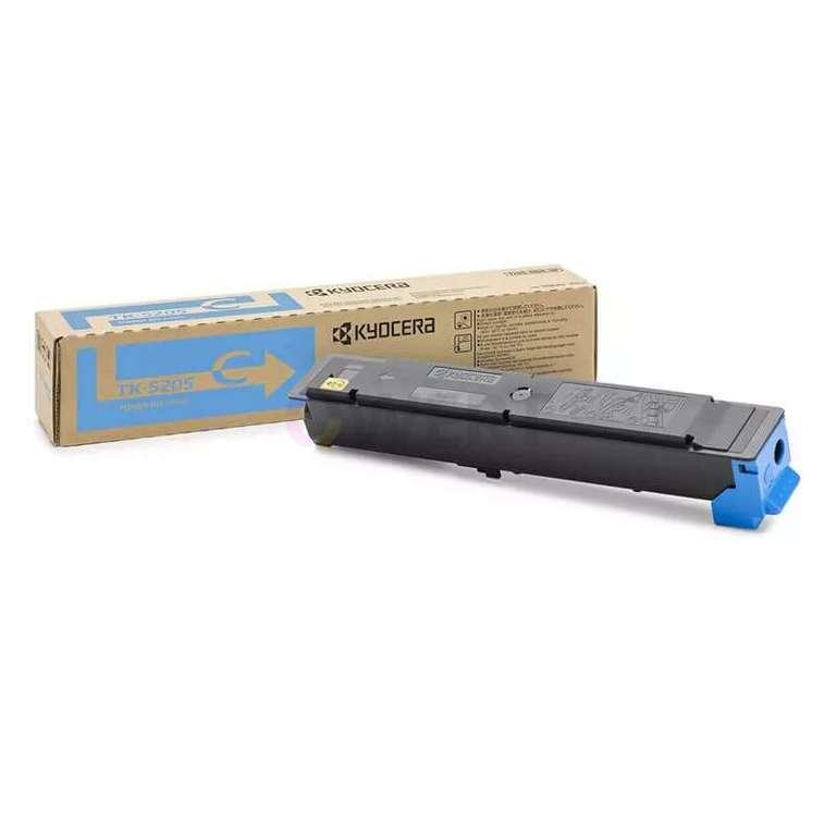 Заправка картриджа Kyocera TK-5205C