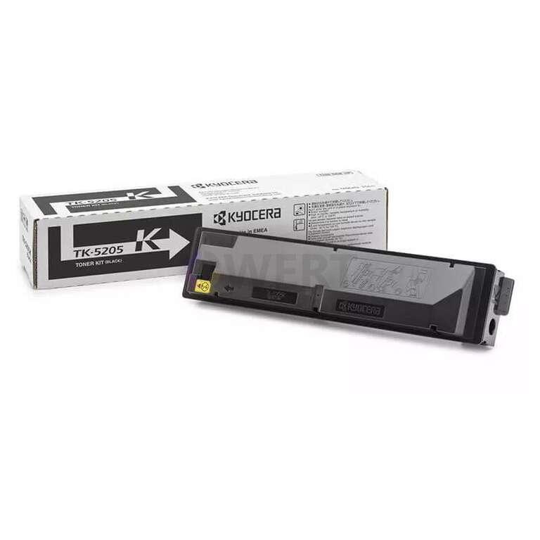 Заправка картриджа Kyocera TK-5205K
