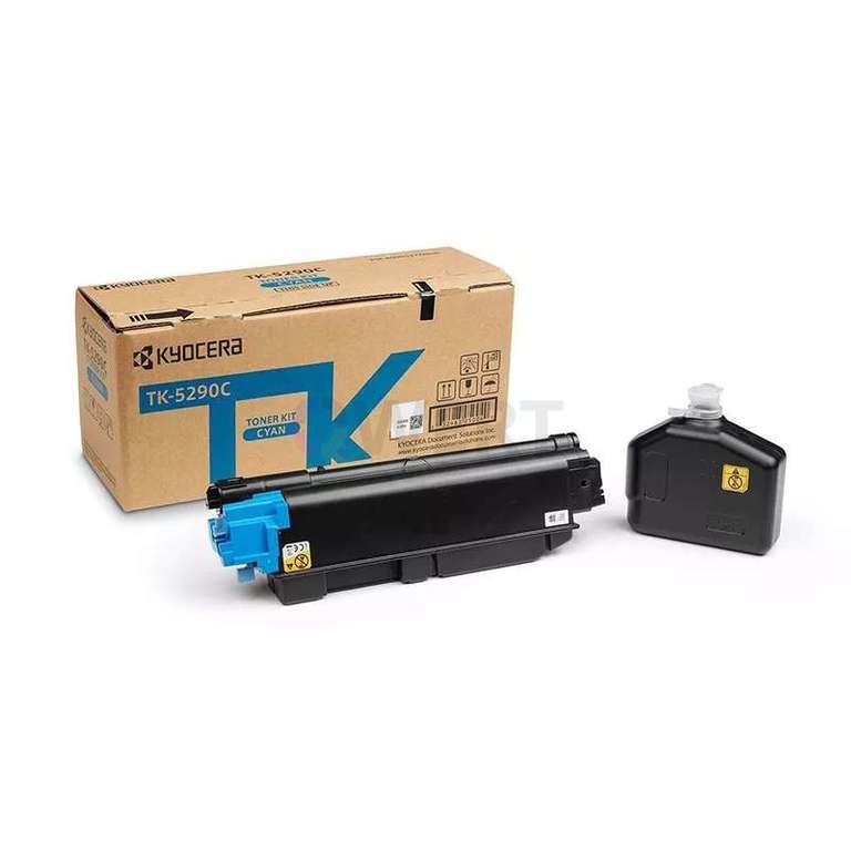 Заправка картриджа Kyocera TK-5290C