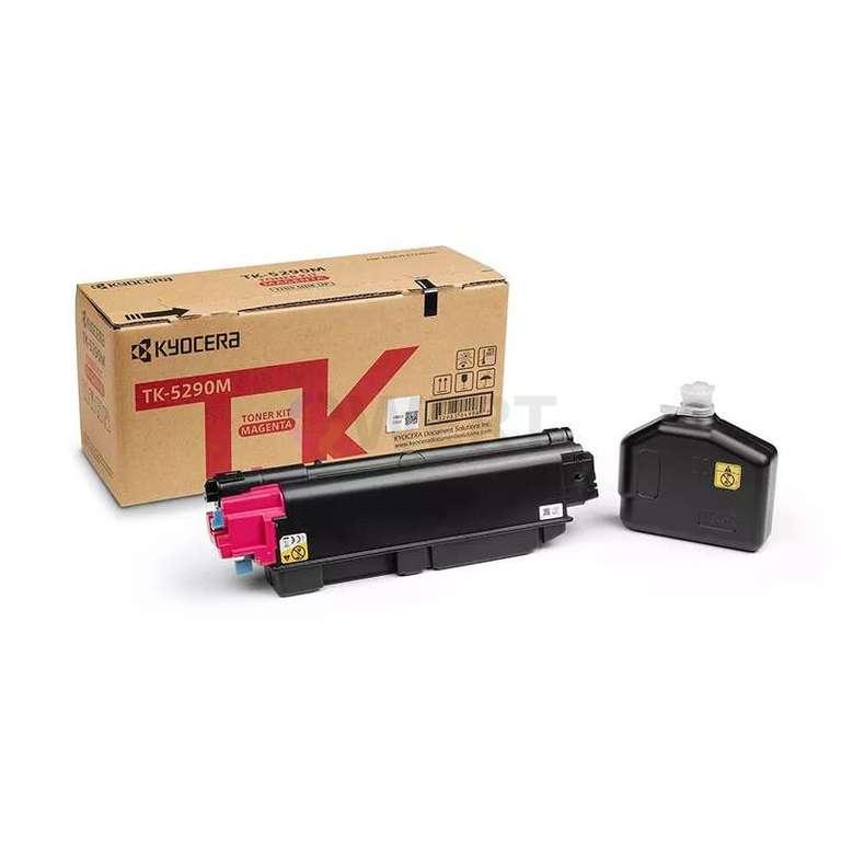 Заправка картриджа Kyocera TK-5290M