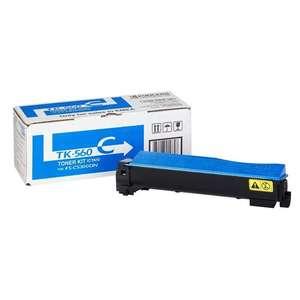 Заправка картриджа Kyocera TK-560C